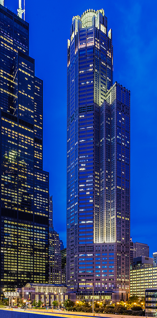 311 South Wacker Building